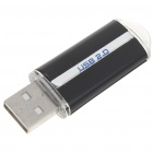 Bluetooth USB 2.0 Aluminum Dongle (6-Device Simultaneous Support)
