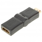 HDMI Male to Female Adapter/Converter (Black)
