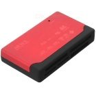 All-in-One USB Card Reader with TF MicroSD Slots (SDHC-Ready)