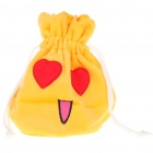Cute Change Purse Coin Pouch Bag - Golden