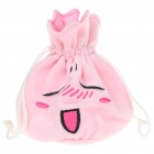 Cute Change Purse Coin Pouch Bag - Pink
