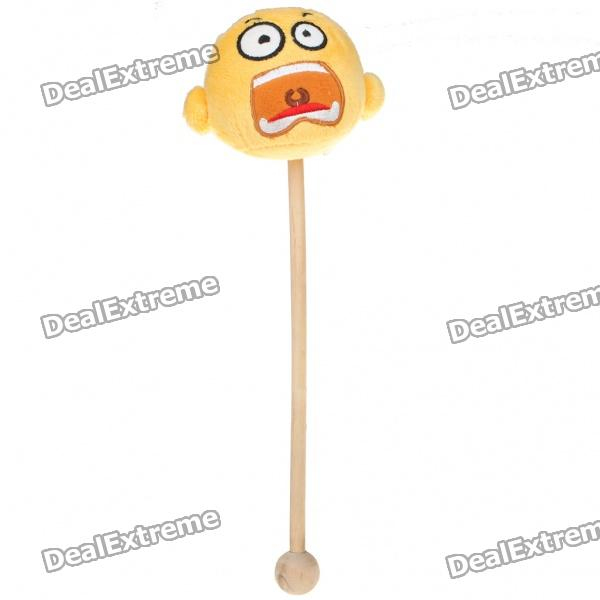 Cute Wooden Massager Stick