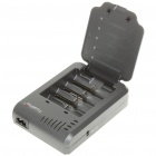 TrustFire TR-003P4 Battery Charger for 10430 / 10440 / 14500 / 16340 / 17670 / 18650 (AC 110~240V)