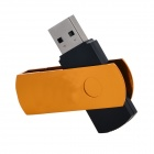 Compact USB Worldwide Internet TV/Radio/Games/MTV/Movie Player Dongle - Yellow
