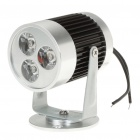 3W 260-Lumen 3500K 3-LED Warm White Spot Light (AC 85~245V)