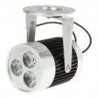 3W 260lm 3-LED 3500K Warm White Spot Light Lamp (AC 85 ~ 245V)