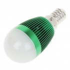 E14 3W 3500K 260-Lumen 3-LED Warm White Light Bulb (AC 85~245V)