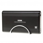 "2T USB 2.0 3.5"" HDD External Enclosure for PS3"