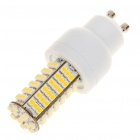 GU10 6W 3500K 410-Lumen 102 x 3528 SMD LED Warm White Light Bulb (85~265V)