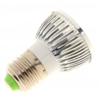E27 4W 360lm 3500K Warm White Light 4-LED Cup Bulb (85~265V)