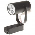 3W 3-LED 240-270LM 3000-3500K Warm White Track Light (110~265V)