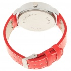 Stylish Electronic Wrist Quartz Watch - Red (1x626)
