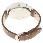 Stylish Electronic Wrist Quartz Watch - Coffee (1x626)