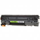 WB-435A Printer Toner Cartridge for HP LaserJet P1002/P1003/P1004/P1005 + Canon LBP 3050 + More