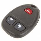 Replacement 3-Button Transponder Smart Key Casing for Buick First Land