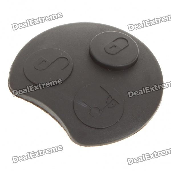 Replacement 3-Button Transponder Smart Key Pad for Benz Smart