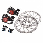 AVID BB5 Aluminum Alloy Mountain Road Bike Bicycle Disc Brakes and Rotors Kit (Front + Rear)