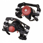 AVID BB5 Aluminum Alloy Mountain Bike Bicycle Disc Brakes and Rotors Kit (Front + Rear)