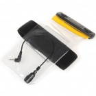 Waterproof Bag with Earphone & Strap for Cell Phone/MP3/MP4