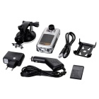 5.0MP Wide Angle Car DVR Camcorder w/ 4x Digital Zoom/HDMI/Night Vision/SD Slot (2.5&quot; TFT LCD)
