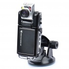 "5.0MP Wide Angle Car DVR Camcorder w/ 4x Digital Zoom/HDMI/Night Vision/SD Slot  (2.5"" TFT LCD)"