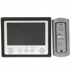 "7"" LED Screen 300KP CMOS Video Door Phone w/ Night Vision"