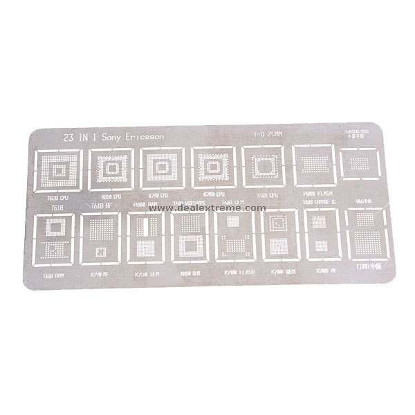 Multi-Purpose IC Soldering Film for Sony Ericsson Series (0.25mm)