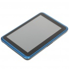 "5.0"" Touch Screen WinCE 6.0 GPS Navigator w/ FM/SD Slot - Black + Blue (4GB)"