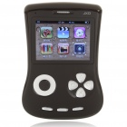JXD 2.8&quot; LCD Portable Game Console Media Player w/ Camera/TF/Mini USB/AV-Out/3.5mm Jack -Black (4GB)