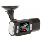 5.0MP Wide Angle Car DVR Camcorder w/ 8-IR LED Night Vision/TF (2.0&quot; TFT LCD)