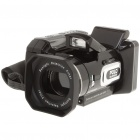"5.0MP CMOS Digital Video Camcorder w/ 8X Digital Zoom/HDMI/AV-Out/SD - Black (2.5"" LCD)"