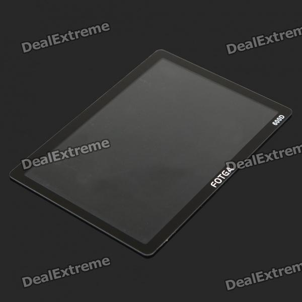 Protective Snap-on Hard Screen Protector Cover for Canon 600D