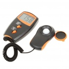 "2.1"" LCD Portable 3-Mode Digital Illuminance Light Meter -100000LUX/1LUX (1 x 6F22)"