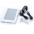 "7"" Resistive Touch Screen Android 2.2 Tablet PC with WiFi/TF/HDMI - White (ARM Cortex-A9)"