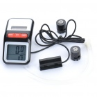 "Solar/Battery Powered 1.2"" LCD Cycle Bicycle Computer/Speedometer (1 x AG10)"