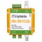CCTV System Camera Video Data Power Surge Protector