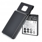 Replacement 3.7V 3500mAh Battery Pack with Back Case for Samsung i9100 Galaxy S2