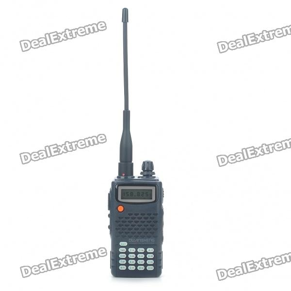 TG-K4AT 5W 403~404.5MHz/410~420MHz Rechargeable Walkie Talkies with Charging Dock