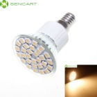E14 5.5W 3500K 360-Lumen 30x5050 SMD LED Warm White Light Bulb (AC 85~265V)