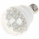 E27 5W 6500K 460-Lumen 48-LED White Light Bulb (85 ~ 245V)