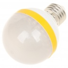 E27 Dimmbar 4W 3500K 350-Lumen 60-LED Warm White Light Bulb (85 ~ 245V)