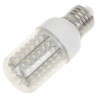 E27 5W 6500K 460-Lumen 78-LED White Light Bulb (85~245V)