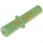Portable Multi-Function Outdoor Survival 10-in-1 Emergency Flashlight - Green (2xCR1632)