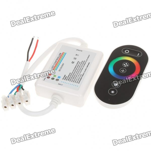 Wireless Touch Panel Remote Controller for RGB LED Strip Light