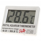 "2.5"" LCD Digital Fish Tank Aquarium Thermometer (1xLR44)"