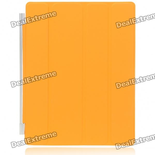 Protective Wake-Up/Sleep Smart Cover for iPad 2 - Orange