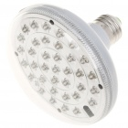 E27 3W White 36-LED Light Bulb (100~240V)
