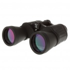 10x50 Binoculars Telescope with Carrying Bag - Black