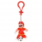 Super Mario Football Team Figure Toy with Suspension Clip - China #6