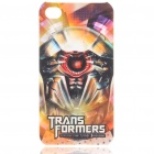 Transformers 3 Shockwave Pattern Protective Case w / Screen Film + Anti-Dust-Stecker für iPhone 4